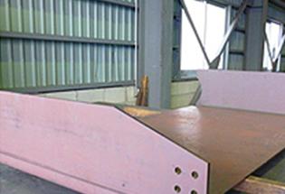 レーザー切断 + 折り曲げ ss400 6ミリ厚