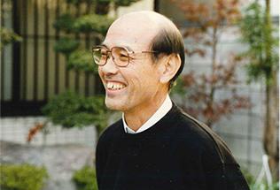 第2代社長 坂元良三